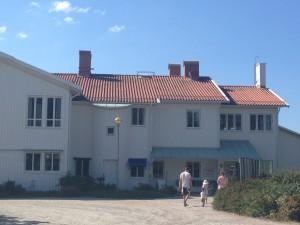 Åh stiftsgårds huvudbyggnad. Foto: Carina Etander Rimborg