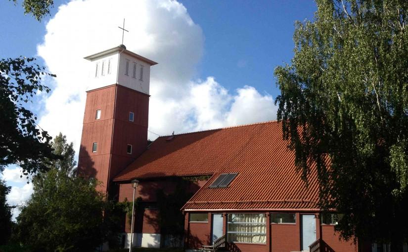 Åh kyrka